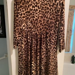 MICHAEL Michael Kors Dresses - Michael Kors babydoll dress